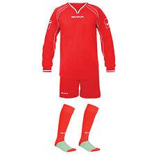 Givova Leader Junior Football Team Kits Bulk Deal