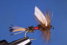 Fliegentom 3 Stück Trockenfliege - Royal Coachman