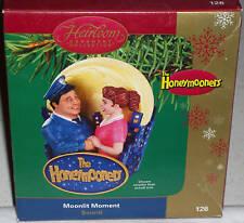 Ornament The Honeymooners Jackie Gleason Ralph Alice Kramden Honey Mooners Xmas