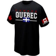 T-Shirt QUEBEC CANADA - ★★★★★★