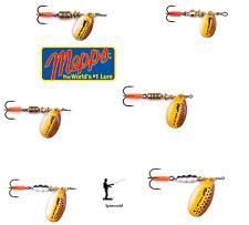 Mepps Brown Trout Spinner micropigments VARIETY SIZES     visit  Spinworld shop