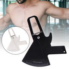 0-80mm Body fat Caliper skinfold body fat tester Slim guide skin fold caliper