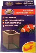 aqua nova fine net breeder small and large for aquariums