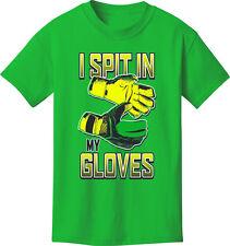 Utopia: I Spit In My Gloves Goalie Soccer T-Shirt
