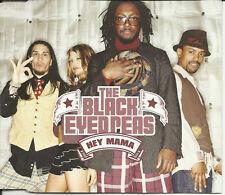 BLACK EYED PEAS Hey Mama Positivity LIVE TRK CD Single Fergie SEALED USA Seller