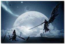 64554 Final Fantasy XV 15 Hot Game FRAMED CANVAS PRINT AU