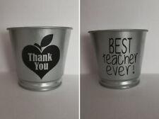 End of Term Teacher, vinyl Sticker, Teacher Gift, Vinyl Sticker for Tins, DIY