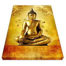 Statue de Bouddha, Bangkok Thaïlande Toile Wall Art Impressions de haute qualité