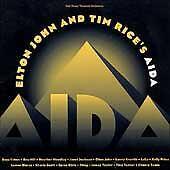 """NEW SEALED """"Elton John And Tim Rice's"""" AIDA  (G)"""
