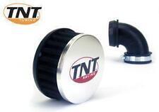 FILTRE A AIR TNT TUNING R-BOX COUDE DIAM.35/28 EN NOIR