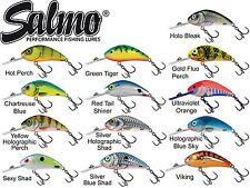 Salmo Rattlin Hornet floating Wobbler, Forellenköder, Barschwobbler, Crankbait
