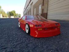 Delta Plastik 0179 ZGT28 Body 1/8 Scale GT RC car body Traxxas Slash 1/8 GT xray