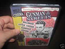 GUNMAN IN THE STREETS DVD PULP CINEMA ALLDAY NEW
