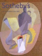 Sotheby's Latin American Art Auction Catalog '2002'