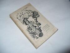 BIBLIOTECA SCIENZE MODERNE N.330 F.LLI BOCCA A.ARRIGHI LA VOLONTA' 1926
