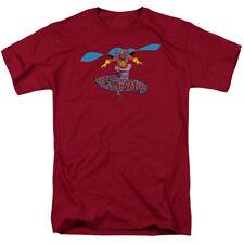 Red Tornado Classic DC Comics Hero Licensed T-Shirt Adult S-3XL