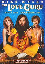 The Love Guru (DVD, 2013) Mike Meyers, Jessica Alba, Justin Timberlake
