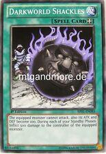 Yu-Gi-Oh 1x Darkworld Shackles - - - BP01 - Battle Pack Epic Dawn