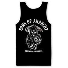 Officiel Sons Of Anarchy-Redwood Original Men's Tank Top/Débardeur S-XXL tailles