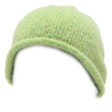 1569S cuffia bimba SIMONETTA TINY lana verde accessori hat kid wool
