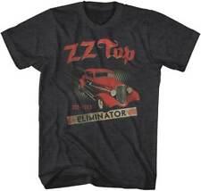 ZZ Top Eliminator Est 69 Adult T Shirt Rock Music