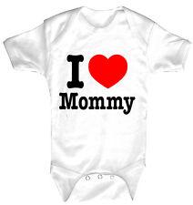 Body Bebé I LOVE Mommy Calidad Bodies 0-24 meses 08321