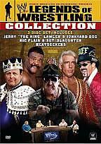 WWE - Legends of Wrestling (DVD, 2008)