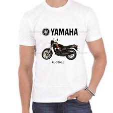 YAMAHA RD350 LC, BLACK (MARS BAR) CLASSIC VINTAGE BIKER ENTHUSIAST T SHIRT