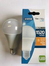 Status 13w=100w LED bulb BC & ES