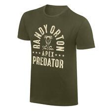 WWE Randy Orton Apex Predator Vintage Officiel T-shirt toutes tailles NOUVEAU