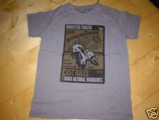 motorradshirt, gris de Garcia 152