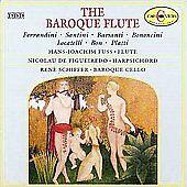The Baroque Flute (CD, Discover)