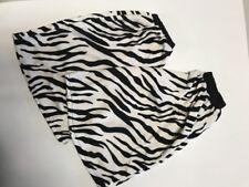 Princess Paradise Zebra Fur Leg Warmers for Tweens and Adults