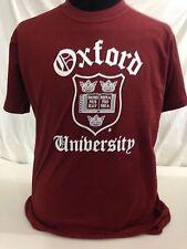 Oficialmente licenciado Oxford University T-shirts Unisex
