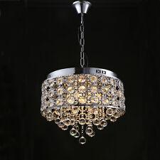 EFL Vintage Elegant Crystal Pendant Lamp Living room Hotel Chandelier Lighting