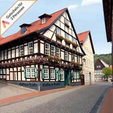 Kurzreise Harz Stolberg 4 Tage für 2 Personen 3 Sterne Hotel Gutschein Animod
