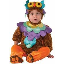 New Owl Infant Halloween Costume