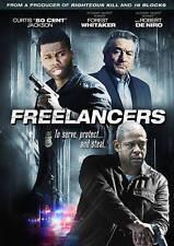 Freelancers 50 Cent, Whitaker, Forest, De Niro, Robert DVD