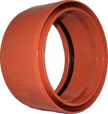 KG Rohr Übergang PVC auf Steinzeugmuffe DN 110 - 125 - 160 - 200 Kanalrohr