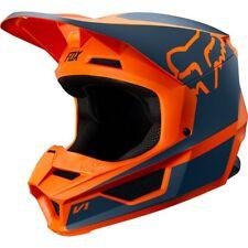Fox Racing V1 PRZM MX Offroad Helmet Orange