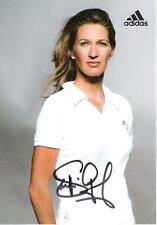 Autographe Original de STEFFIE GRAF championne de Tennis