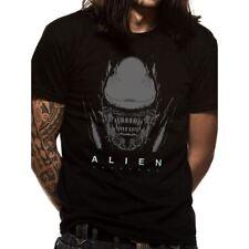 MEN's Alieno patto XENO e logo T-SHIRT