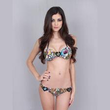 IRON FIST Here I Lie Bikini Set Shark Swimwear NWT Ladies Womens