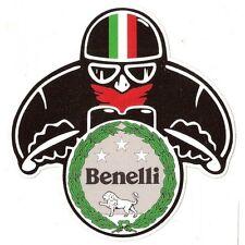 """BENELLI """" biker """" Sticker°"""