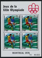 Guinea C130 MNH Sports, Olympics, Soccer, Football