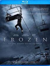 Frozen [Blu-ray], Excellent DVD, Adam Johnson, Emma Bell, Kevin Zegers, Ed Acker