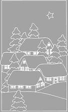 (wd0808) applicazione adesivo decorazione finestra 60 cm in 11 COLORI -