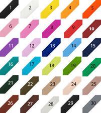 5m Gurtband 30mm Taschengurtband Tragegurt freie Farbwahl