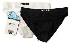 MICO Skintech underwear briefs women's intimo slip donna cod. 1782