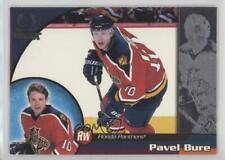 1998-99 Pacific Omega #99 Pavel Bure Florida Panthers Hockey Card
